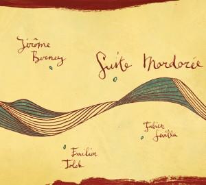 Suite mordorée @ Copyright Tassilo Jüdt Graphisme et illustration