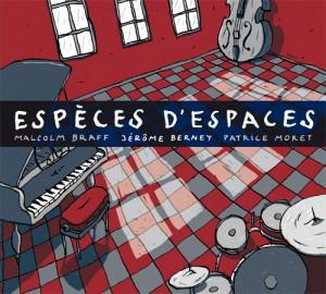 Espèces d'espaces © Copyright Tassilo Jüdt Graphisme et illustration